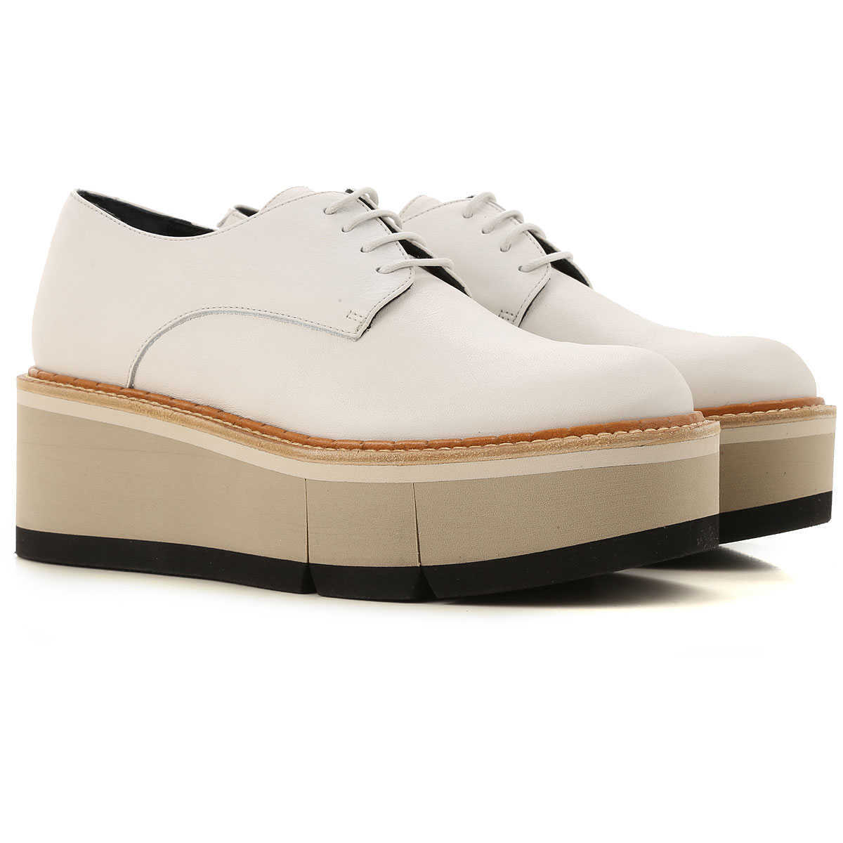 Paloma Barcelo Lace Up Shoes for Men Oxfords Derbies and Brogues Canada - GOOFASH - Womens LEATHER SHOES