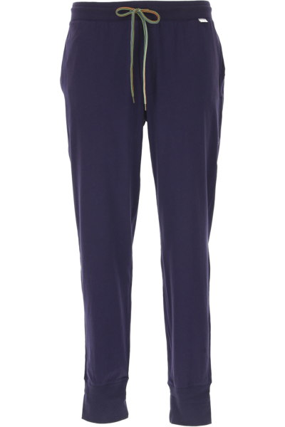 Paul Smith Pants for Men in Outlet Blue Navy Canada - GOOFASH - Mens TROUSERS