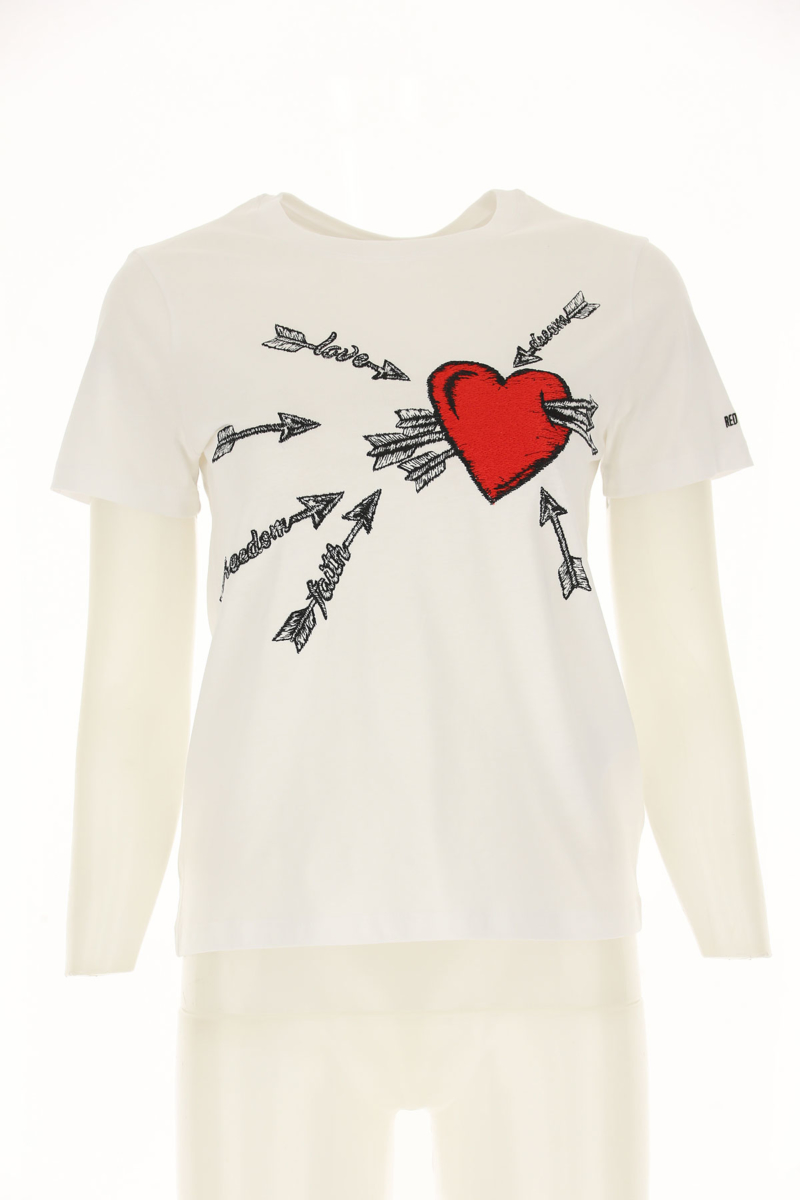 RED Valentino T-Shirt for Women whale Canada - GOOFASH - Womens T-SHIRTS