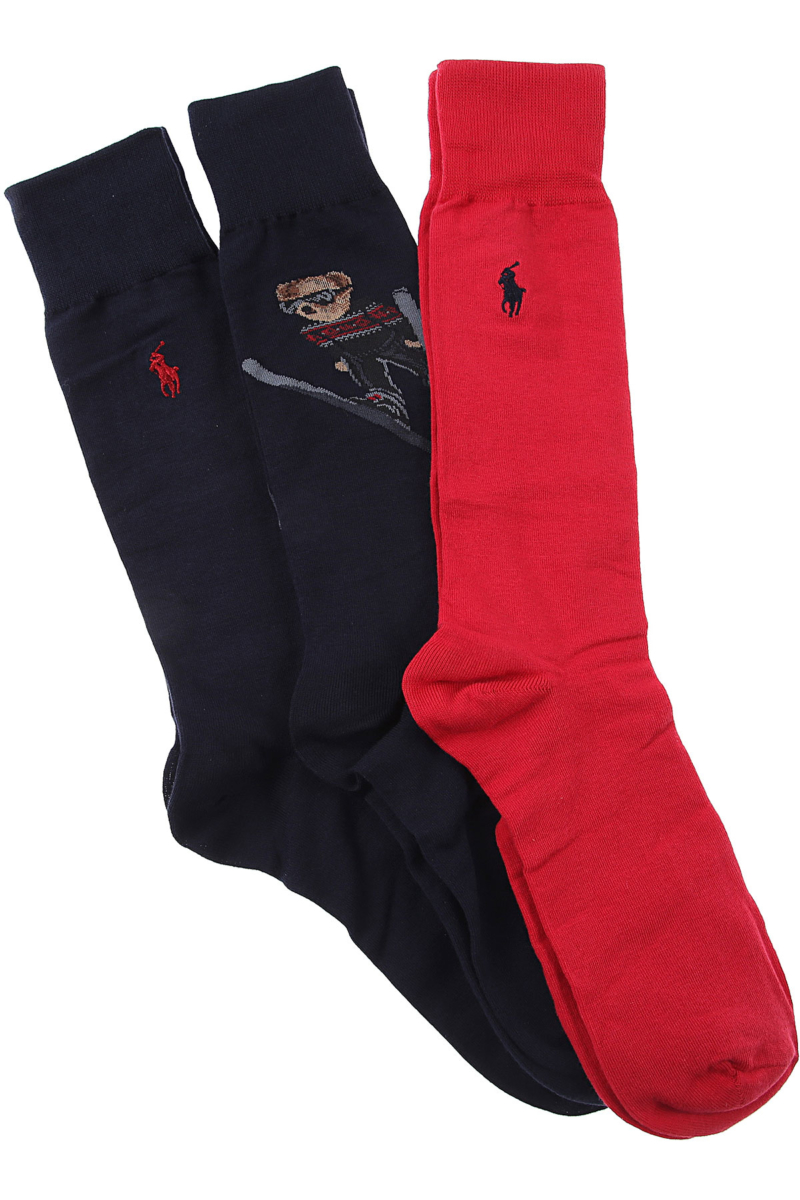 Ralph Lauren Socks Socks for Men Dark Blue Canada - GOOFASH - Mens SOCKS