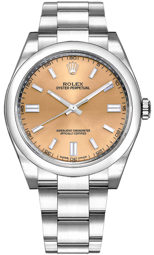 Rolex Oyster Perpetual 36 White Grape Luxury Watch 116000 Champagne USA - GOOFASH - Womens WATCHES
