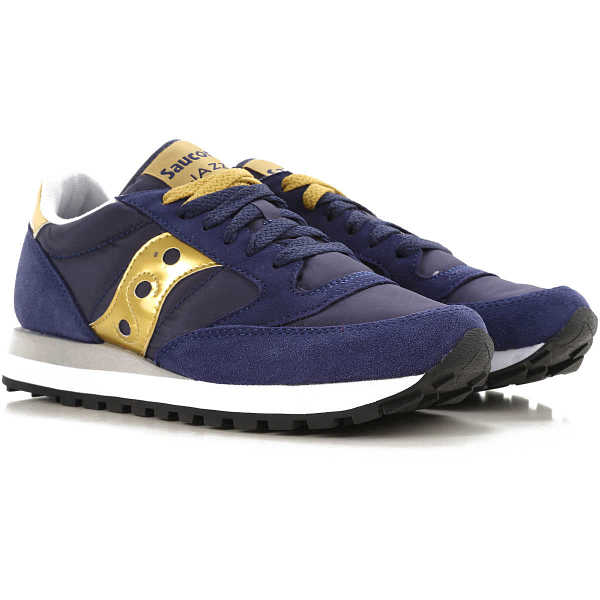 Saucony Sneakers for Women in Outlet Blue Canada - GOOFASH - Womens SNEAKER