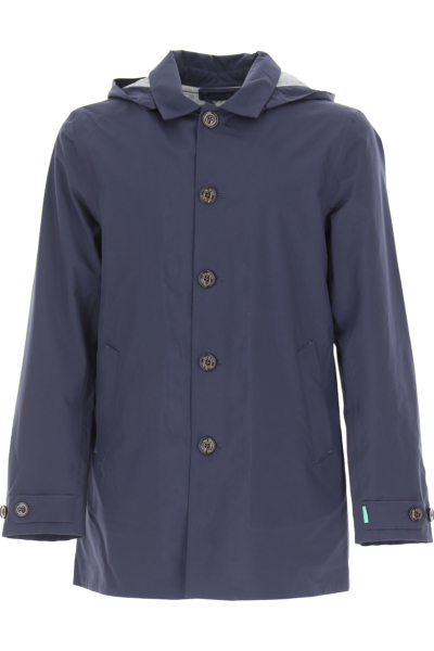 Save the Duck Men's Coat navy Canada - GOOFASH - Mens COATS