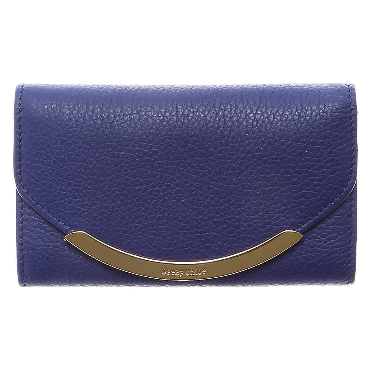 See By Chloe Wallet for Women Blue Canada - GOOFASH - Womens WALLETS