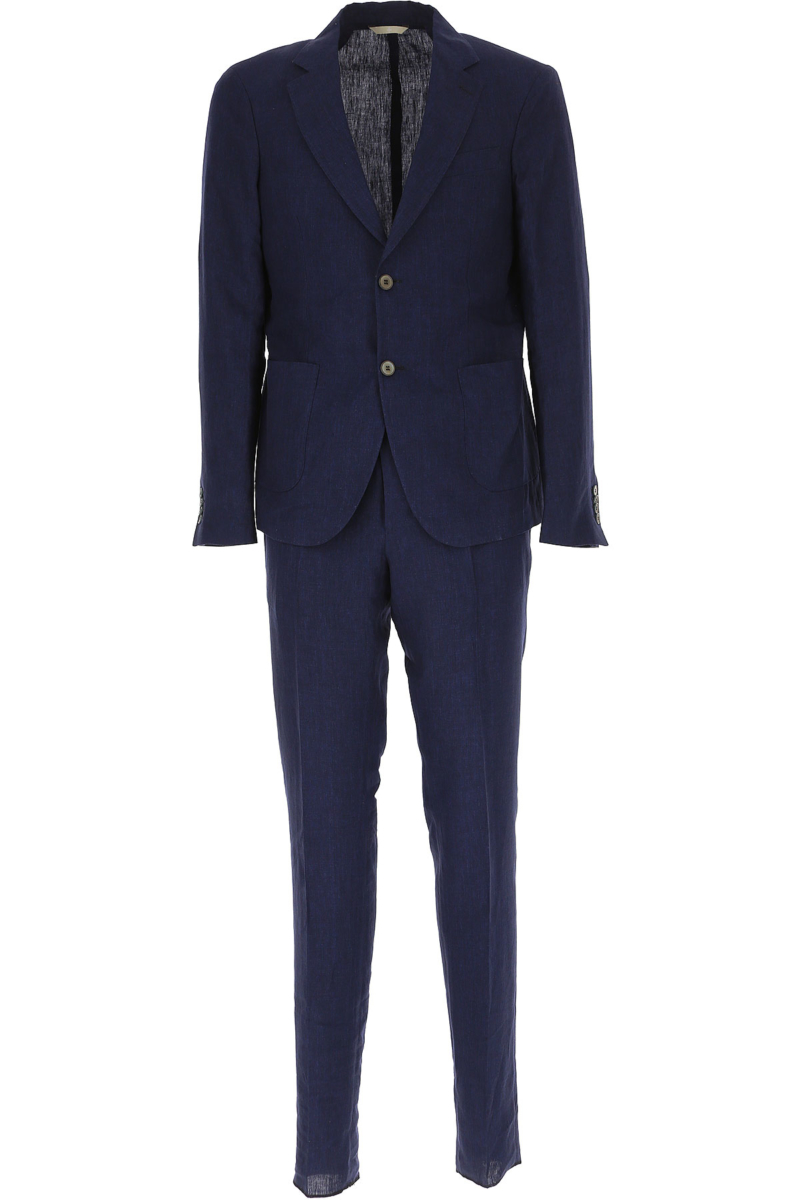 Simbols Men's Suit Midnight Canada - GOOFASH - Mens SUITS
