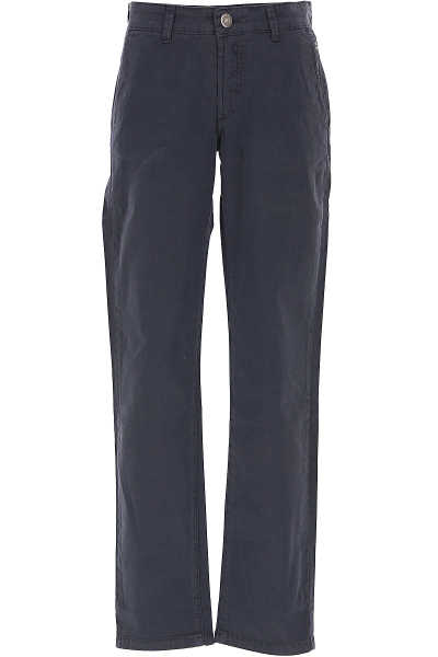 Siviglia Kids Pants for Boys in Outlet Blue Canada - GOOFASH - Mens TROUSERS