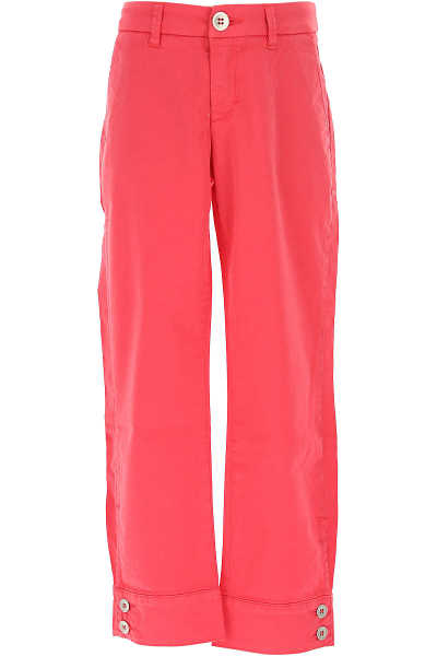 Siviglia Kids Pants for Girls in Outlet Fu Canada - GOOFASH - Womens TROUSERS