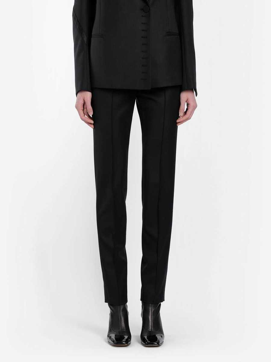 Ssheena Trousers Black Canada - GOOFASH - Womens TROUSERS