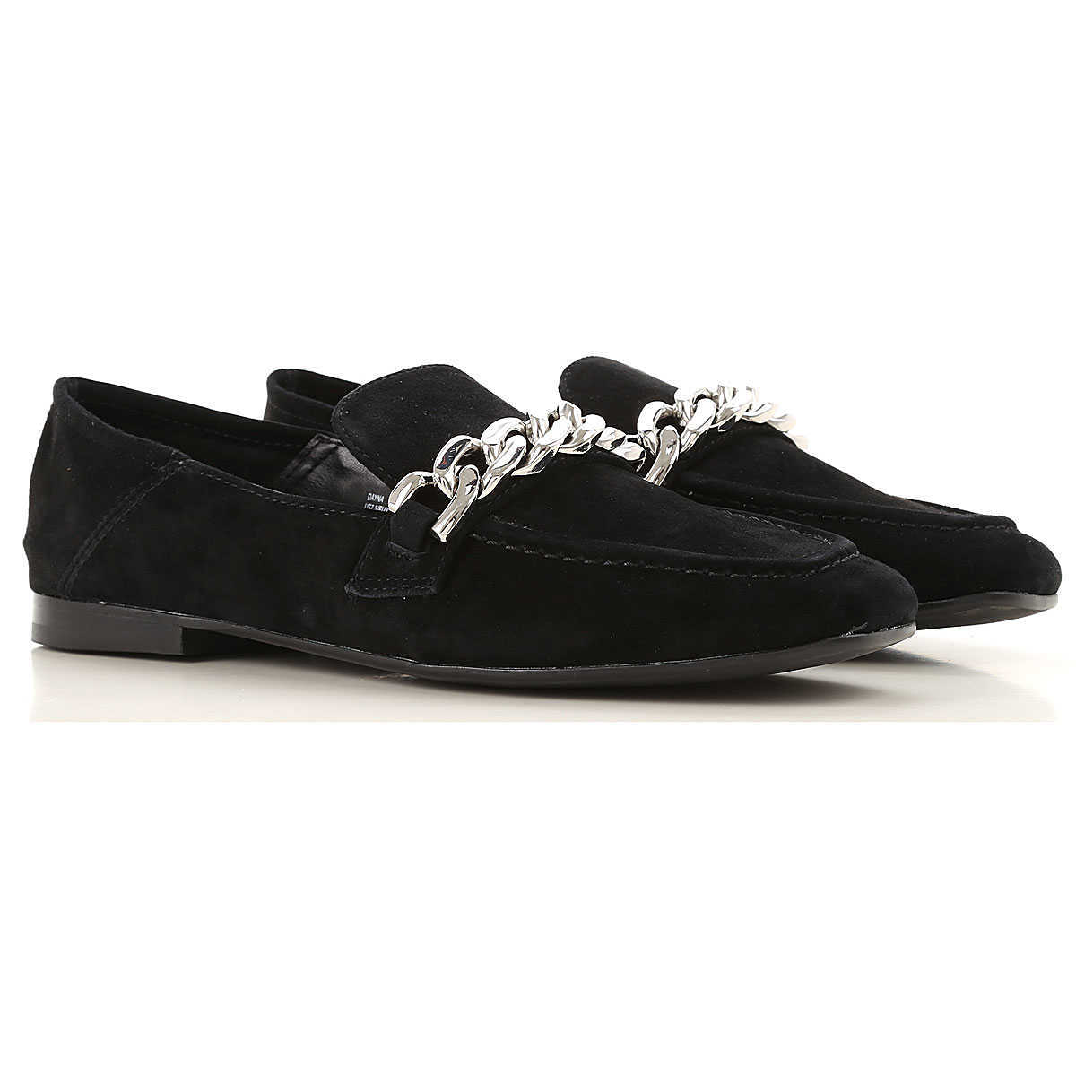 Steve Madden Loafers for Women Black Canada - GOOFASH - Womens FLAT SHOES