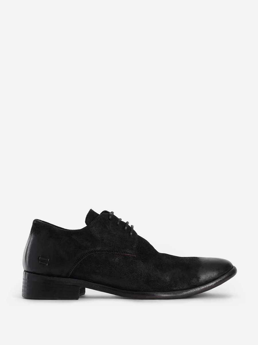 The Last Conspiracy  Lace Ups Black Canada - GOOFASH - Mens FORMAL SHOES