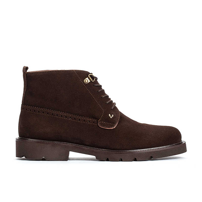 Tods Chelsea Boots for Women On Sale Dark Brown - Martinelli - GOOFASH - Mens BOOTS