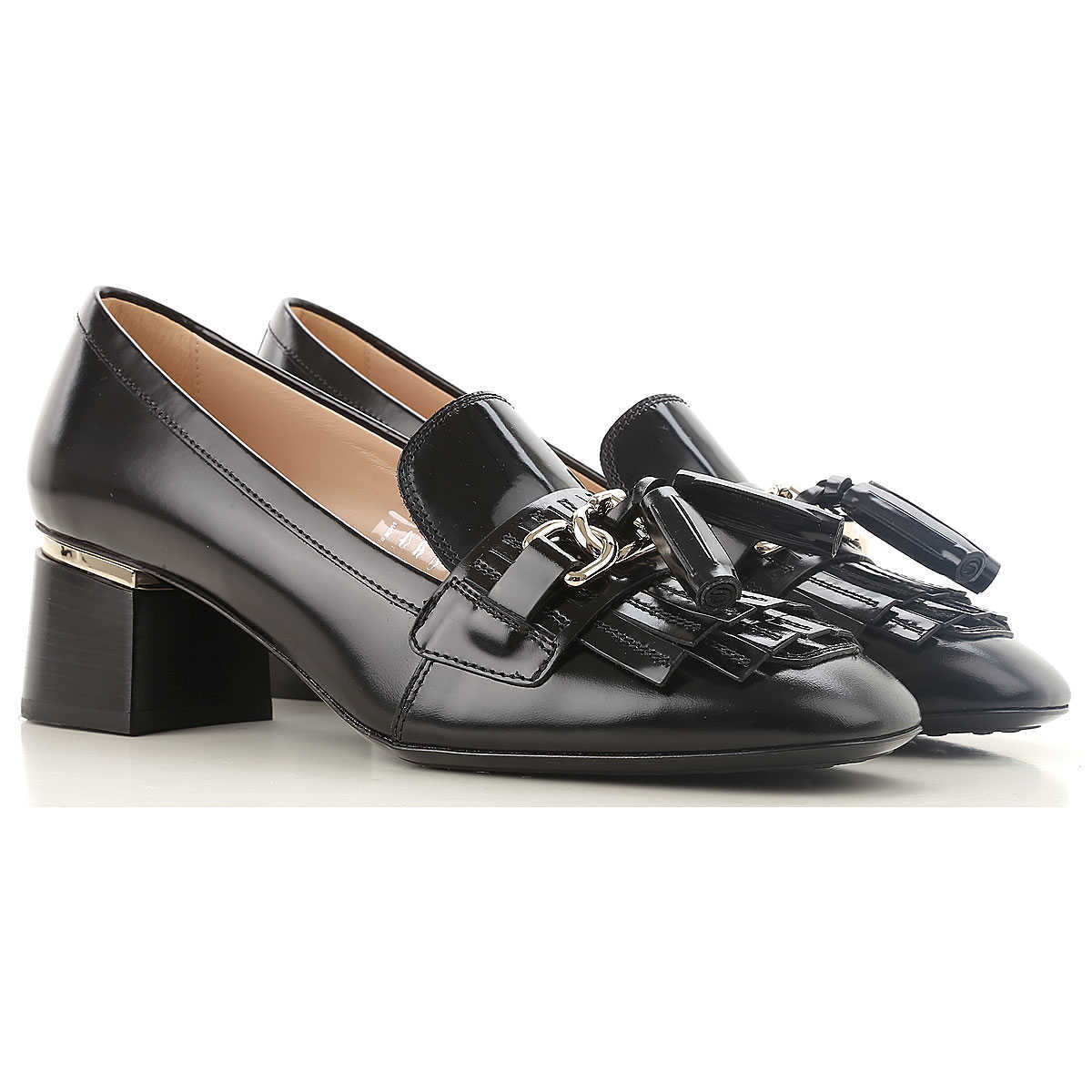 Tods Pumps & High Heels for Women in Outlet Black Canada - GOOFASH - Womens PUMPS