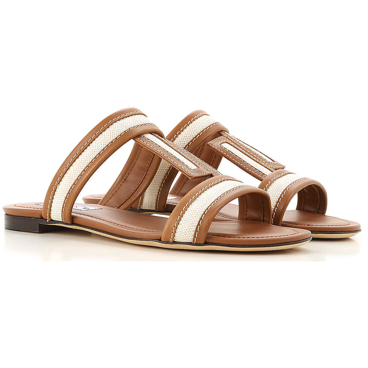 Tods Sandals for Women Leather Canada - GOOFASH - Womens SANDALS