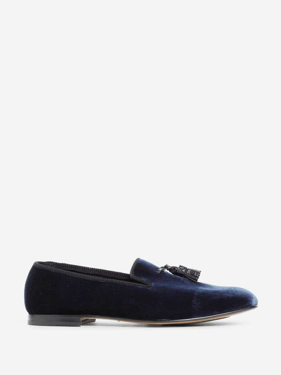 Tom Ford Loafers Blue Canada - GOOFASH - Mens LOAFERS