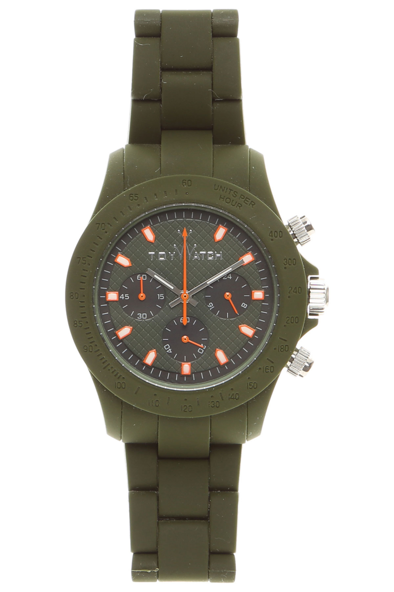 Toy Watch Watch for Men Military Green Canada - GOOFASH - Mens WATCHES
