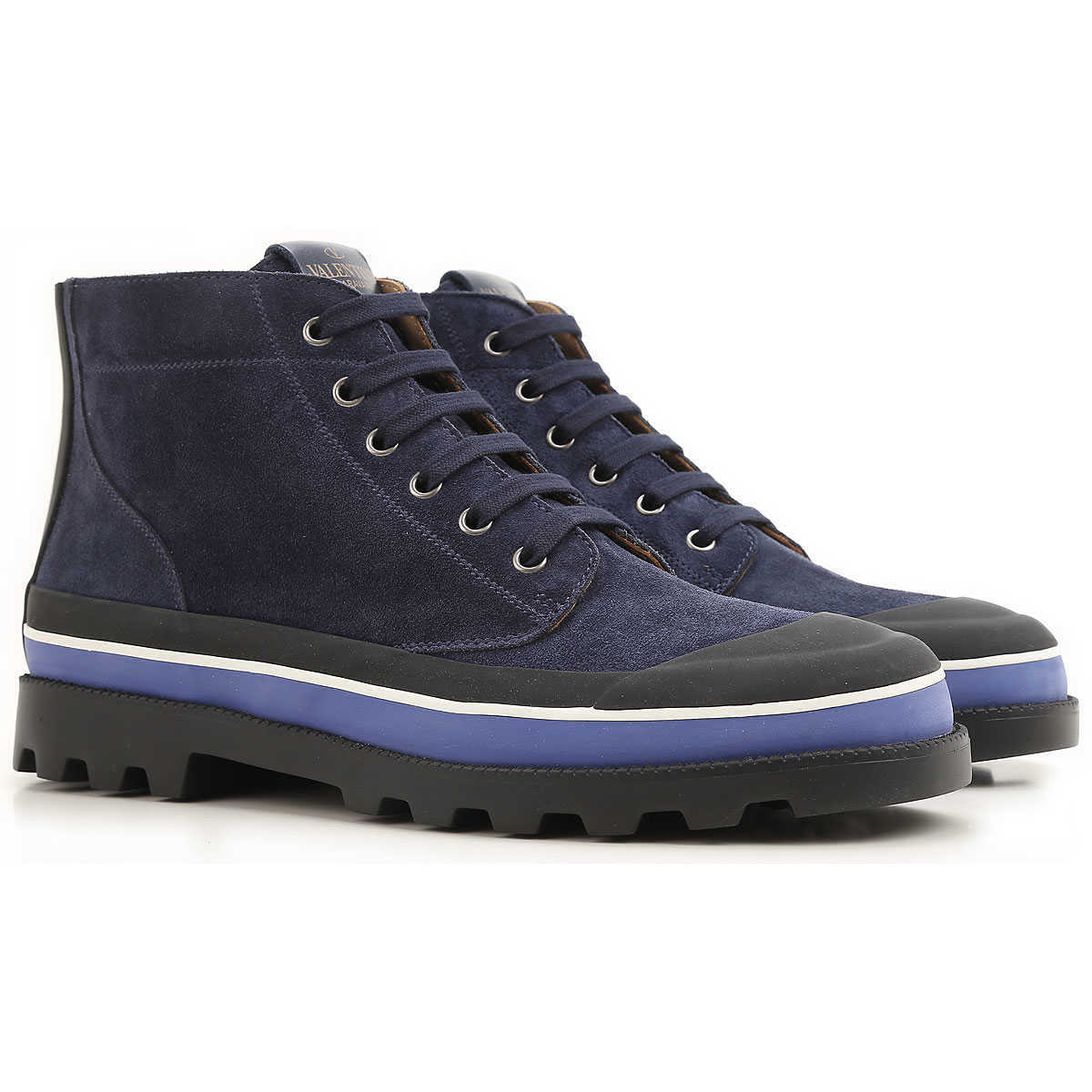 Valentino Garavani Boots for Men Booties On Sale in Outlet Canada - GOOFASH - Mens BOOTS