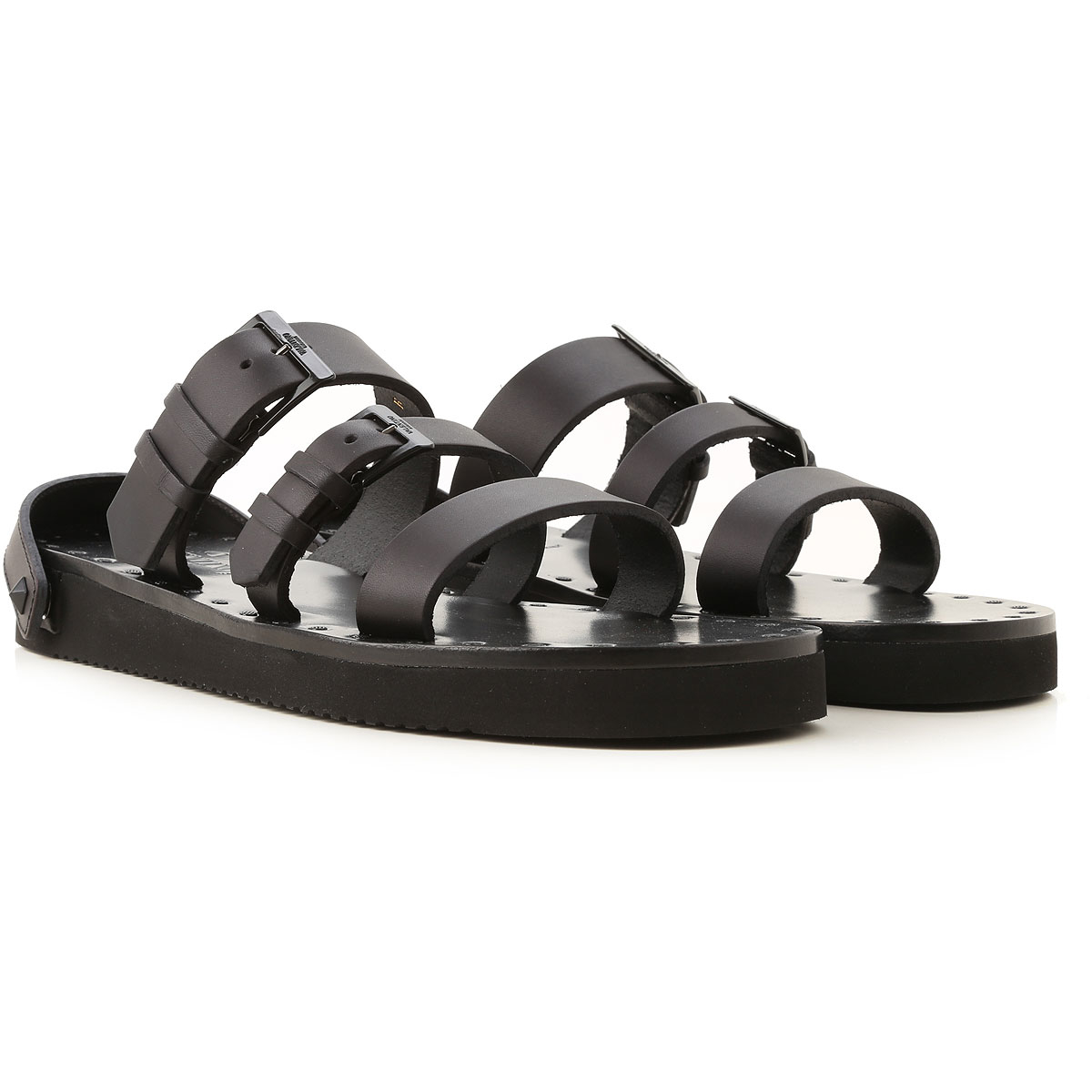 Valentino Garavani Sandals for Women Black Canada - GOOFASH - Womens SANDALS