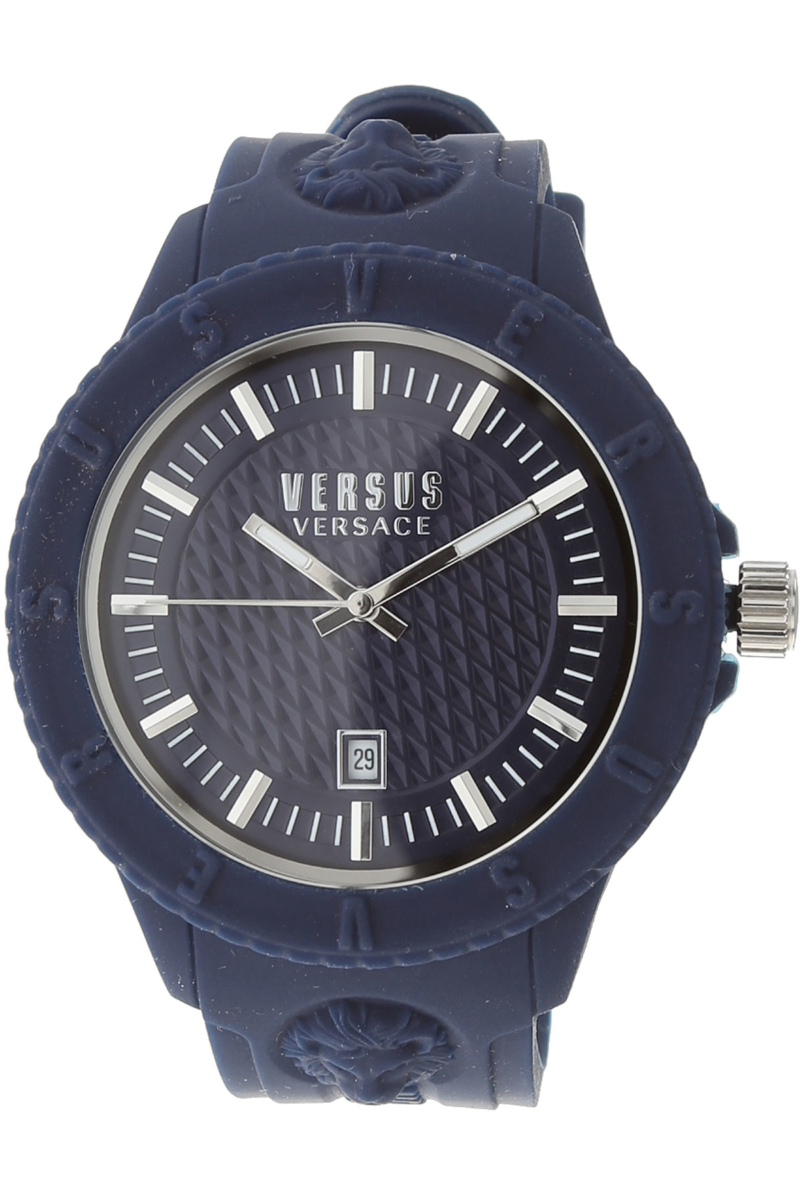 Versace Watch for Women Blue Canada - GOOFASH - Womens WATCHES
