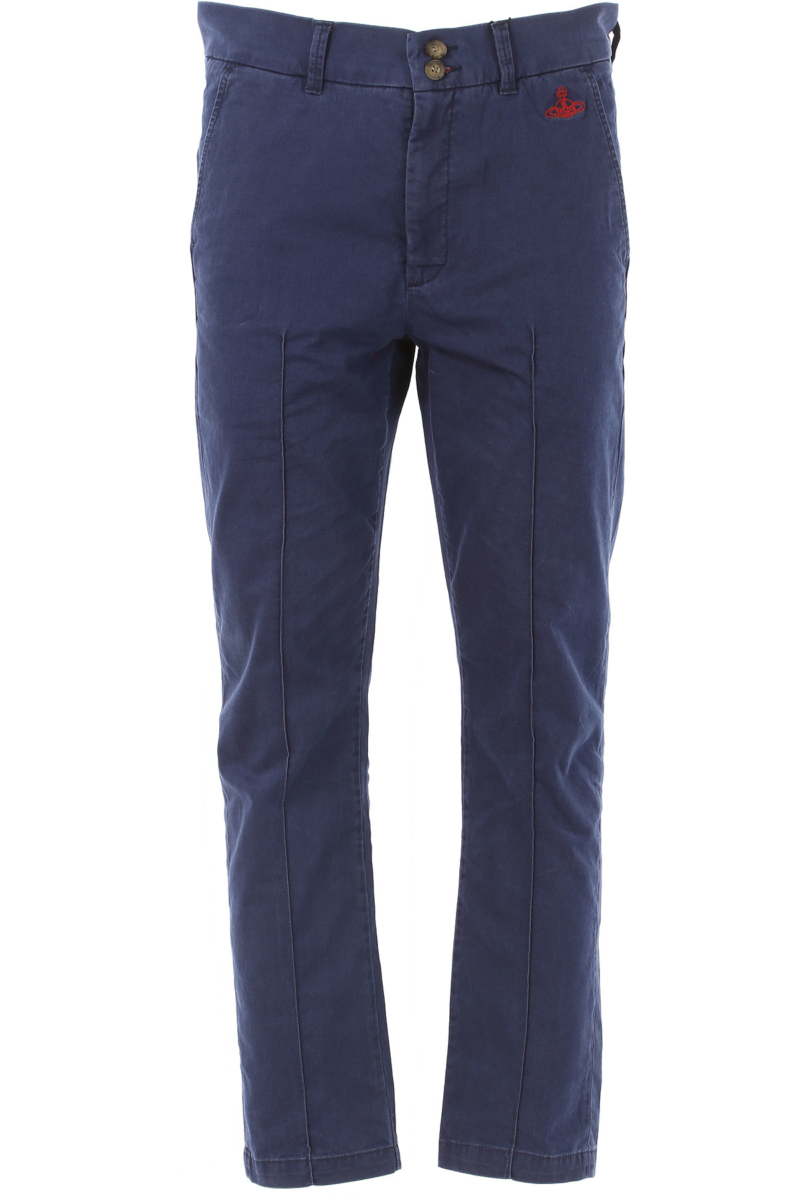 Vivienne Westwood Pants for Men Anglomania Canada - GOOFASH - Mens TROUSERS