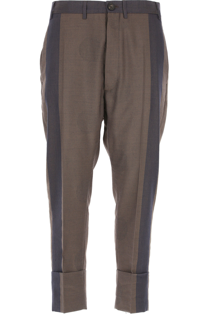 Vivienne Westwood Pants for Men changing grey Canada - GOOFASH - Mens TROUSERS