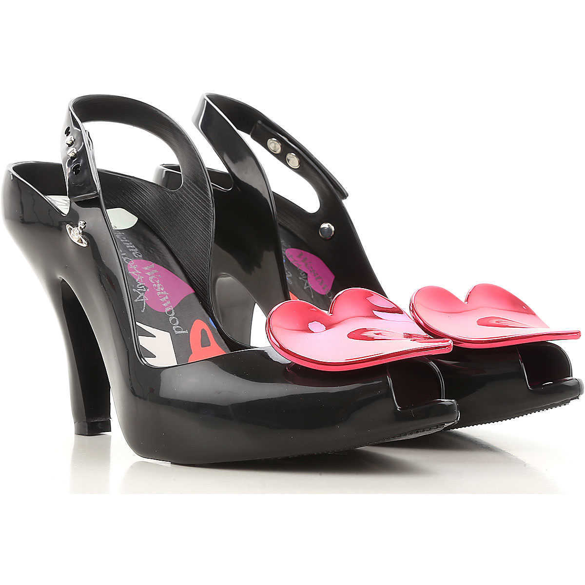 Vivienne Westwood Womens Shoes Melissa + Anglomania Canada - GOOFASH -