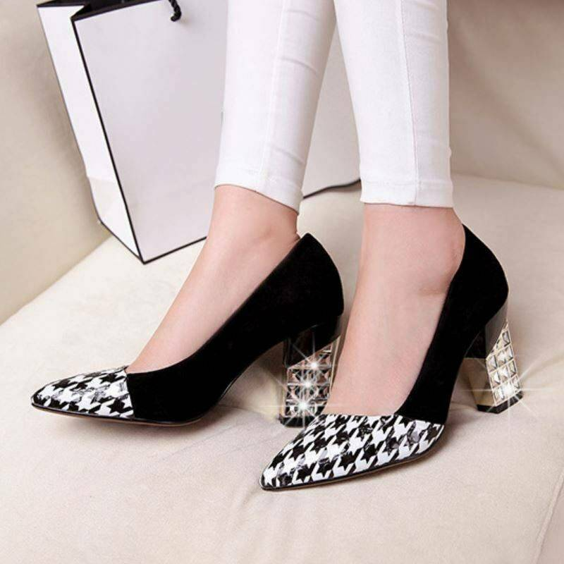 GOOFASH Ladies Shoes Collection Styles Inspiration