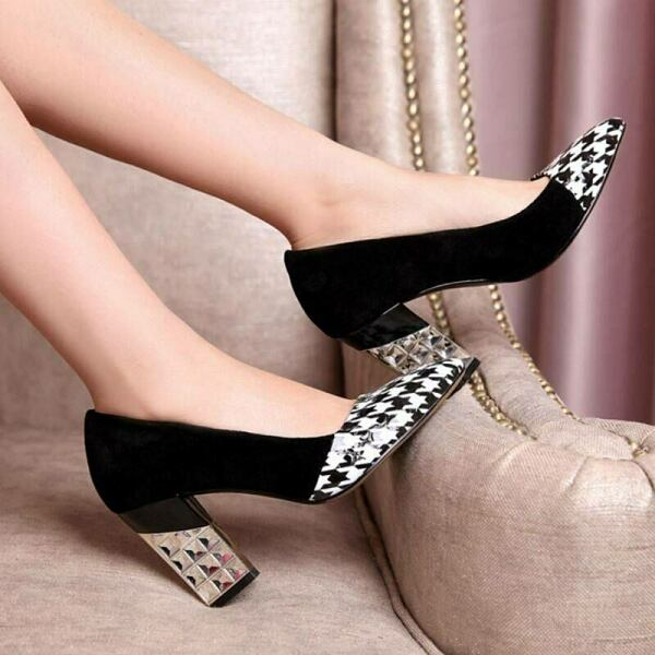 GOOFASH Ladies Shoes Collection Inspiration Style - Women SHOES