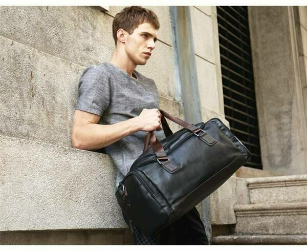 GOOFASH Mens Accessories Collection Inspiration Styles - Men ACCESSORIES