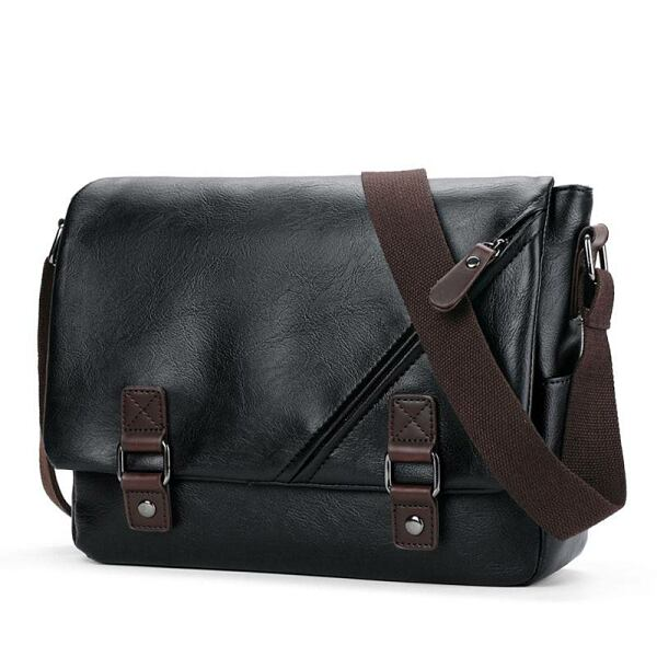Retro messenger leather bag for men Ads MEN Ads Men ACCESSORIES Ads Men BAGS MEN Men ACCESSORIES Mens BAGS