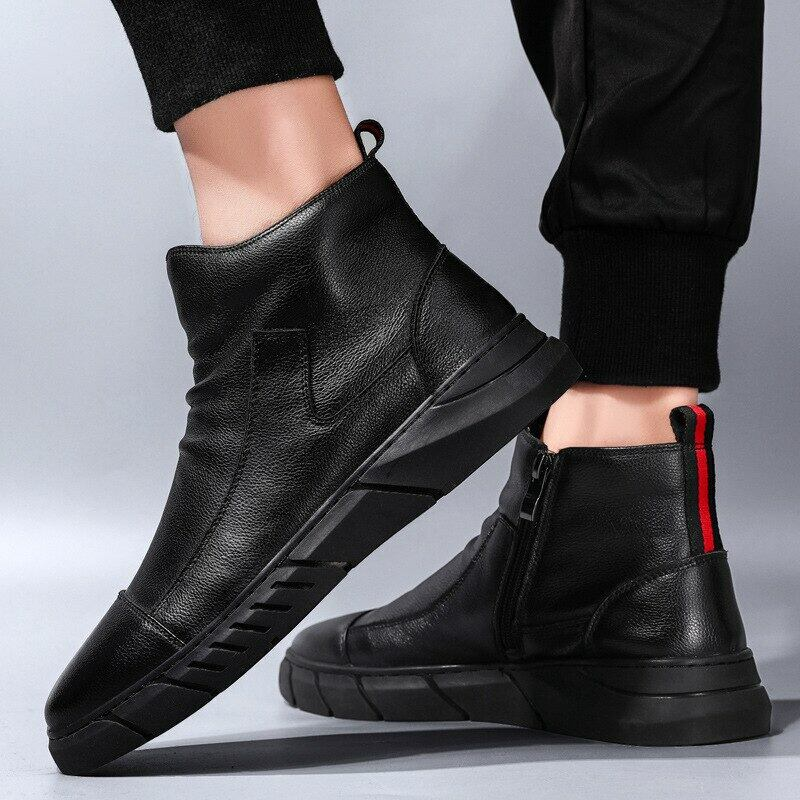 GOOFASH Mens Shoes Collection Style Inspiration Look - Men SHOES