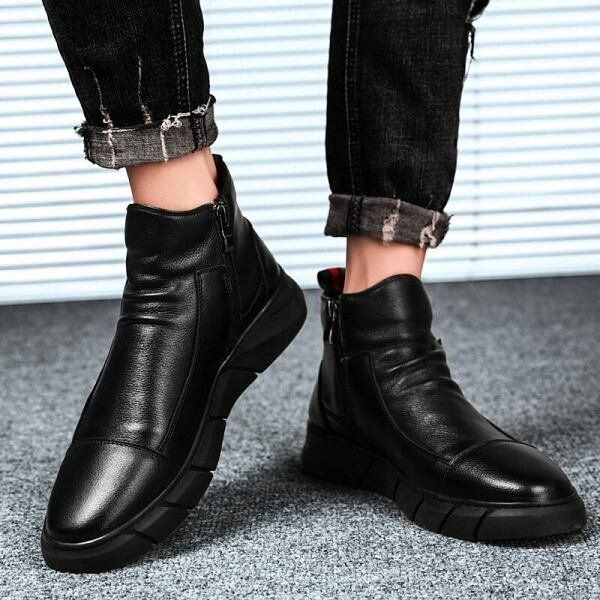 GOOFASH Gentleman Shoes Collection Style Trend Outfits - Men SHOES