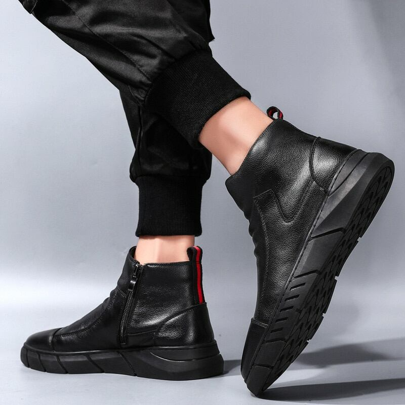 GOOFASH Gentleman Shoes Collection Style Inspiration Outfits - Men SHOES