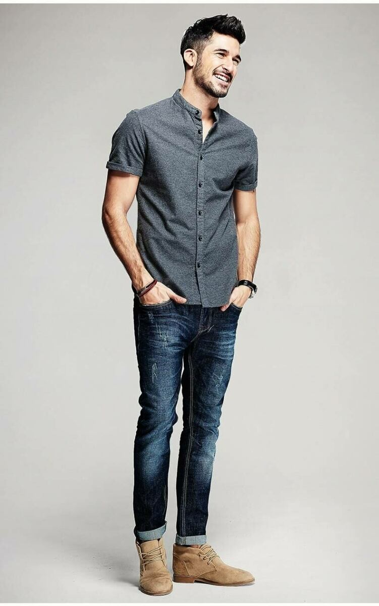 GOOFASH Men Clothing Collection Inspiration Outfit Styles - Men FASHION