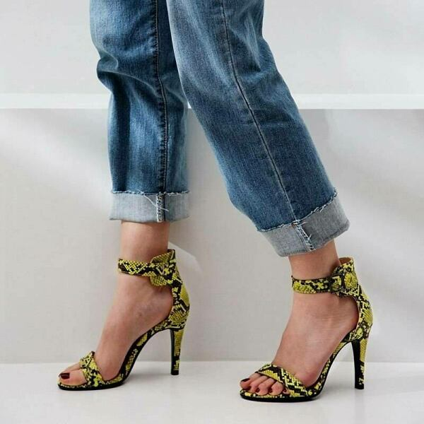 GOOFASH Ladies Shoes Collection Outfits Trend