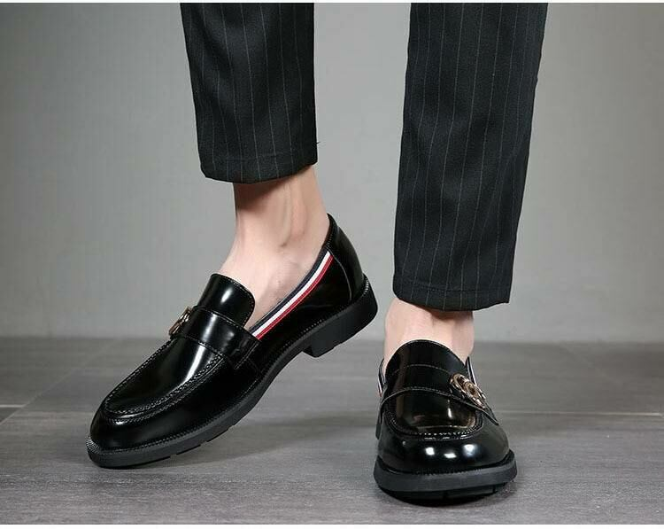 GOOFASH Gentleman Shoes Collection Styles Trends Looks - Men SHOES