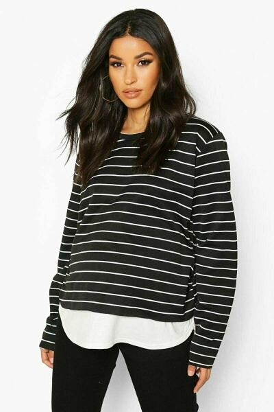 Boohoo UK Woman Sweaters Looks Inspiration with your new post styles on GOOFASH