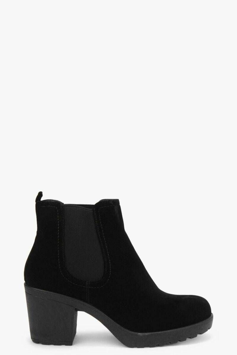 Boohoo UK Womens Boots Inspirations Look Style