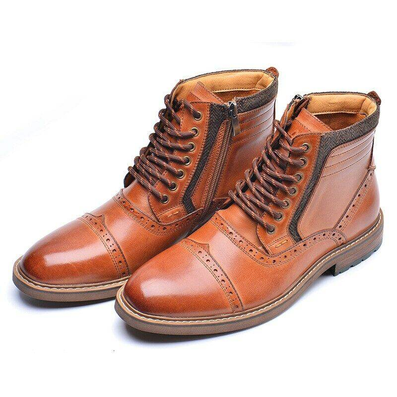 GOOFASH Mens Shoes Collection Trend Outfits Style