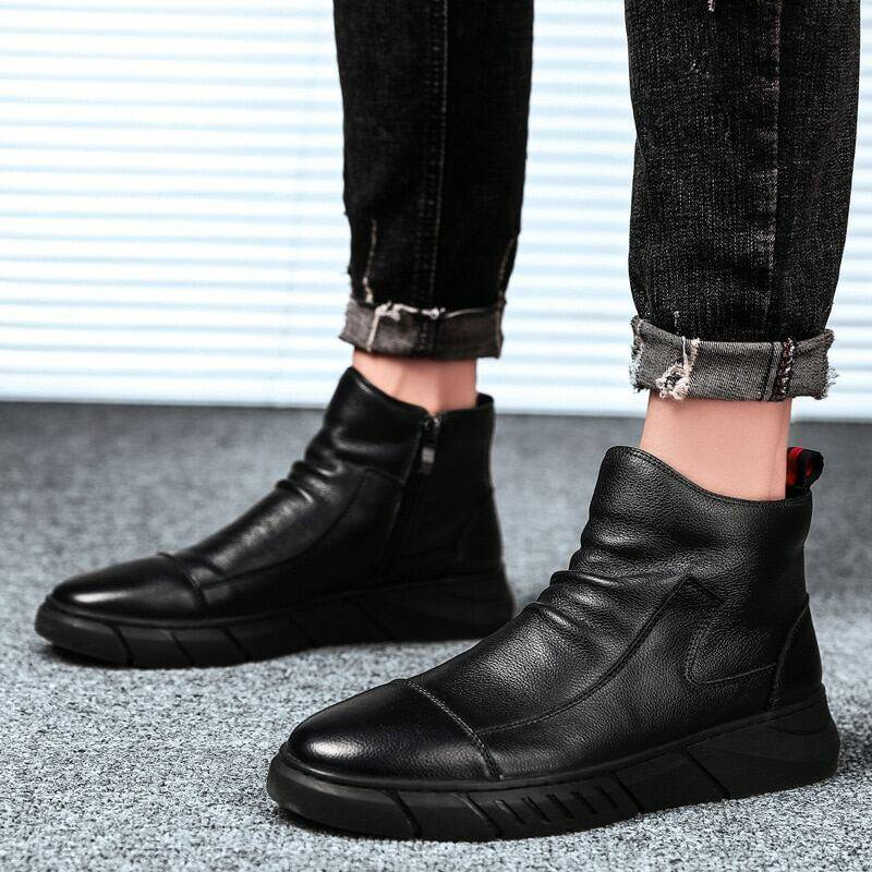 GOOFASH Gentleman Shoes Collection Outfits Trend Styles