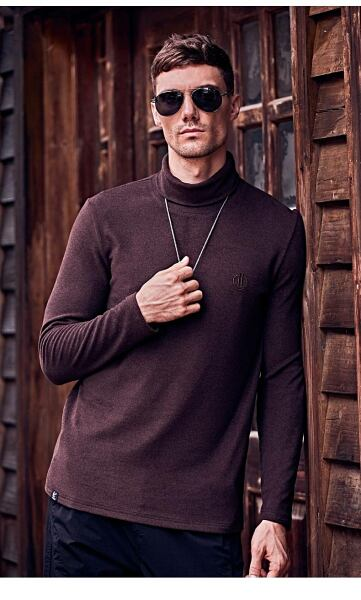 Men long sleeved turtleneck sweater Ads MEN Ads Men FASHION Ads Men SWEATERS MEN Men FASHION Mens SWEATERS