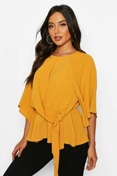 Boohoo UK Clothing Trend Outfit Style