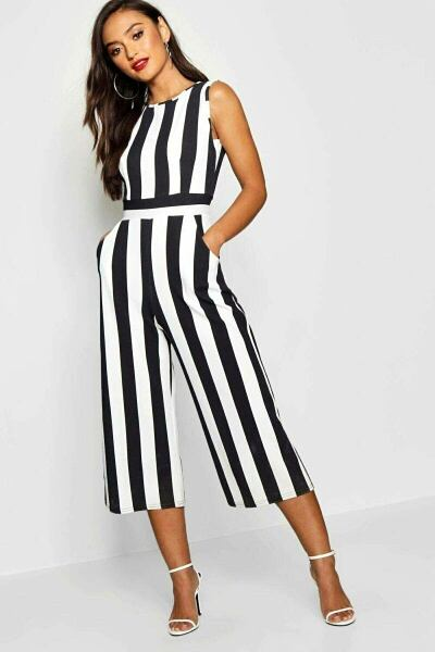 Boohoo UK Ladies Jumpsuits Inspiration Styles