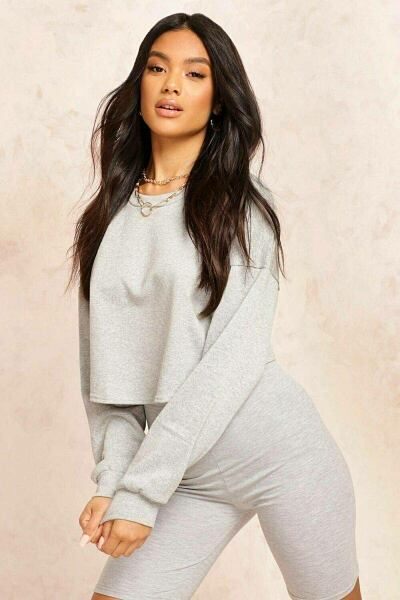 Boohoo UK Ladies Sweaters Style Trend Outfit
