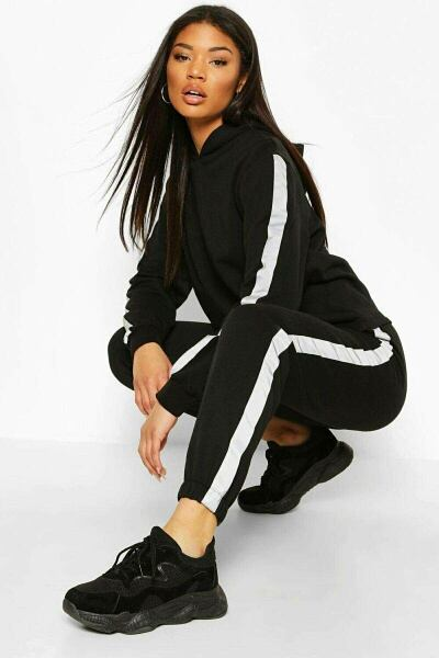 Boohoo UK Ladies Trousers Trend Outfits
