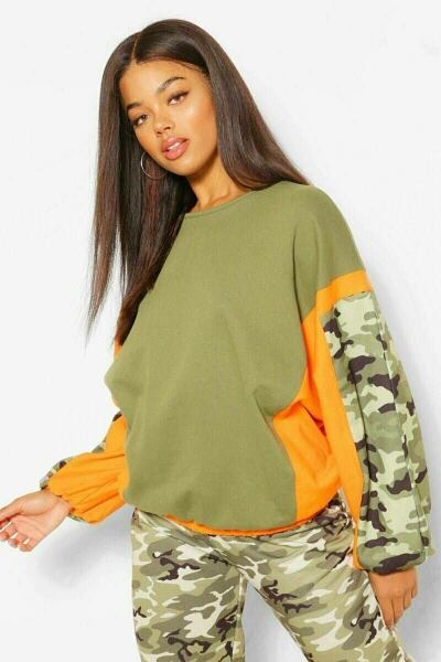 Boohoo UK Lady Sweaters Trends Look Style with your new post styles on GOOFASH