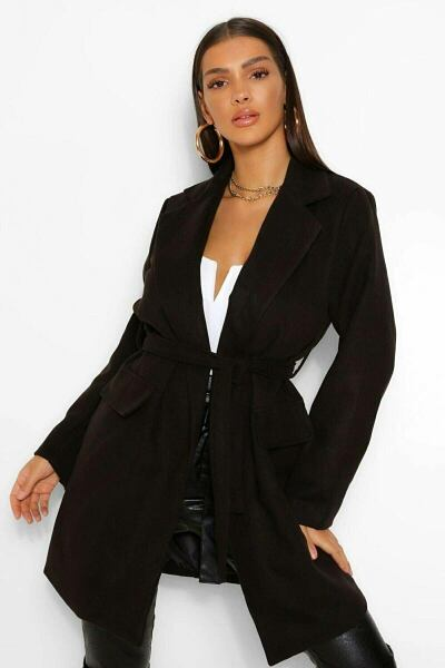 Boohoo UK Woman Blazer Inspirations Outfit Style with your new post styles on GOOFASH