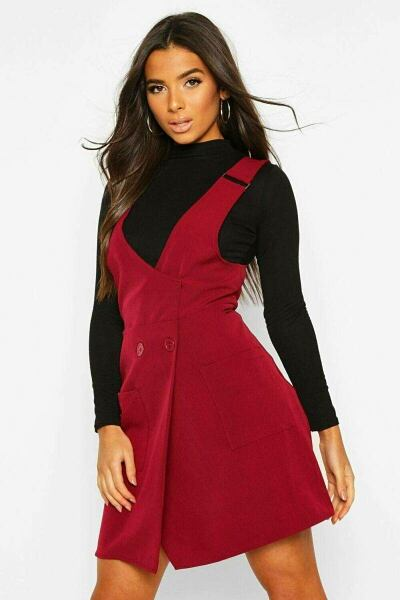 Boohoo UK Woman Clothing Outfit Trend
