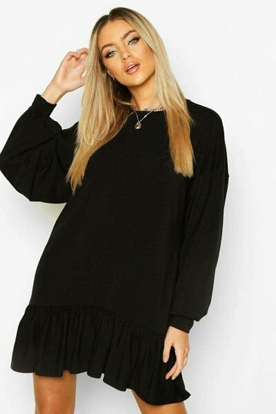 Boohoo UK Woman Dresses Style Trend Outfit