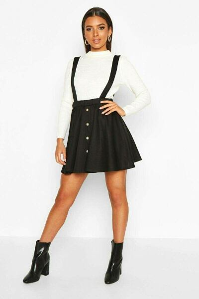 Boohoo UK Woman Fashion Outfit Trend