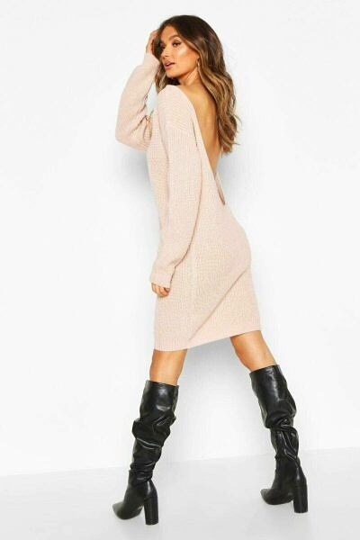 Boohoo UK Woman Fashion Style Trends Outfit